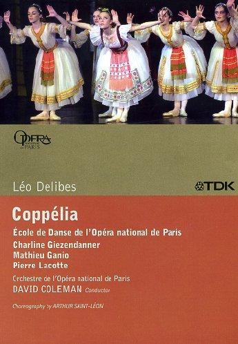 Delibes:  Coppelia [DVD]