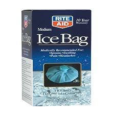 Rite Aid Ice Bag, Medium