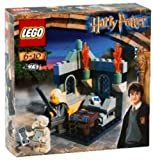 LEGO 4731 Dobby's Release, Harry Potter and the Chamber of Secrets