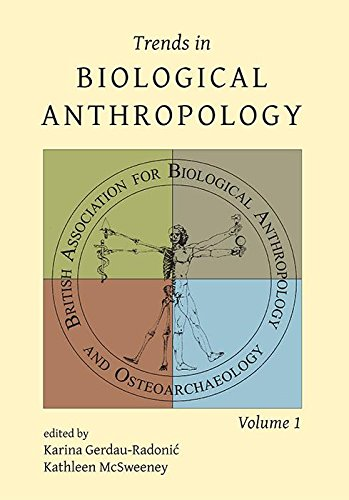 trends-in-biological-anthropology-1-monograph-series