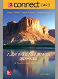 img - for Connect 2-Semester Access Card for Auditing & Assurance Services: A Systematic Approach book / textbook / text book