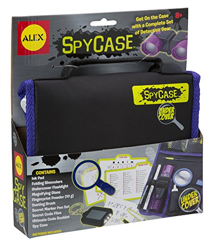 ALEX Toys Undercover Spy Case Detective Gear Set (Spy Gear Toys For Kids compare prices)