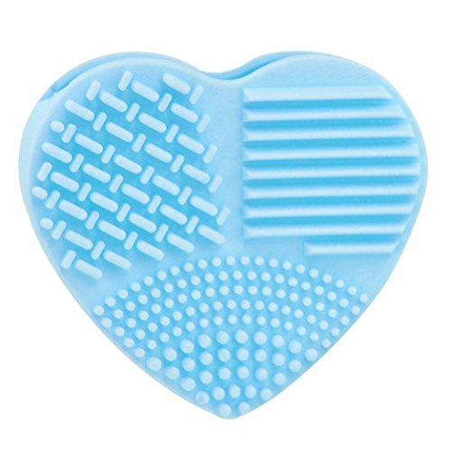 conteverr-1-pcs-cute-heart-shaped-cleaning-glove-makeup-brushes-cleaner-washing-scrubber-board-brush