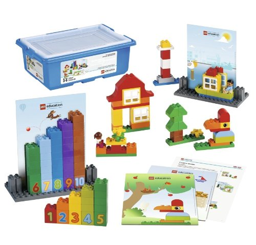 新低价:LEGO 乐高 教诲系列 得宝 创意制造者 6024000 $44.73+$22.93含税直邮中国(约¥430)