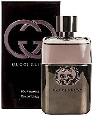 Gucci Guilty Black pour Homme Edt Men's EDT Eau De Toilette Spray - GGBE3941512
