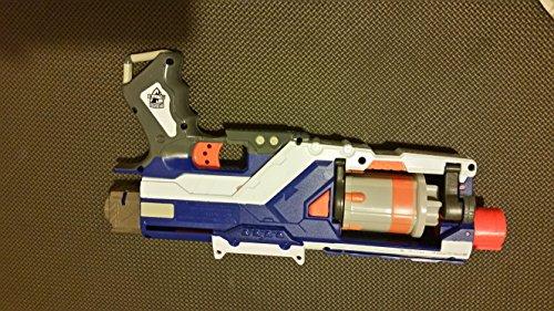 Nerf N ナーフストライクエリート Spectre Rev-5 ステルス...