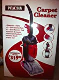 Piranha Carpet Cleaner Extractor Shampooer