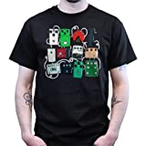 Signal Flow Guitar Bass Effect Pedals T-shirt