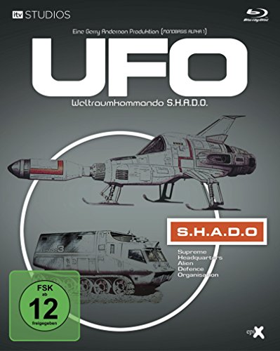 UFO - Weltraumkommando S.H.A.D.O. - Gesamtedition [Blu-ray]
