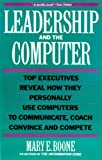 Leadership and the Computer (1559583231) by Mary Boone