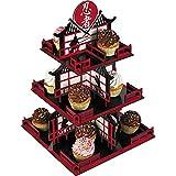 Fun Express 13629224 Ninja Cupcake Holder