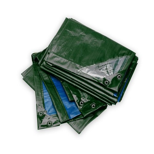 Rainexo-Abdeckplane, grün/blau bestellen