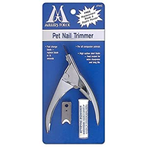 Millers Forge Guillotine Nail Clipper