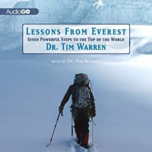 Lessons from Everest Audiobook