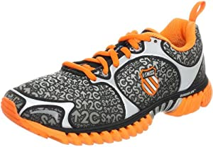 K-Swiss Women's Kwicky Blade-Light N Running Shoe,Orange,6 M US