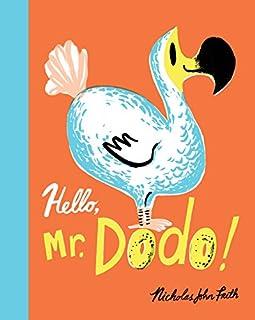 Book Cover: Hello, Mr. Dodo!