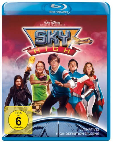 Sky High - Diese Highschool hebt ab [Blu-ray]
