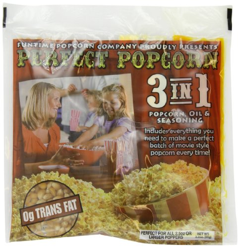 Funtime Perfect Popcorn, 3 Pound (Funtime Popcorn 12 compare prices)