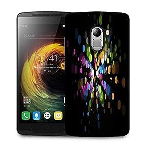 Snoogg Circulo Explosao Colorida Designer Protective Phone Back Case Cover For Lenovo Vibe K4 Note