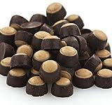 Mini Dark Chocolate Peanut Butter Buckeyes - 1lb