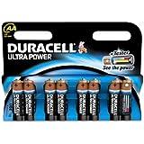 Duracell Ultra MN1500 Alkaline AA Batteries - 12-Pack