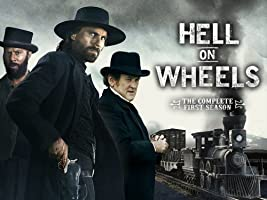 Hell On Wheels - Season 1 [OV]
