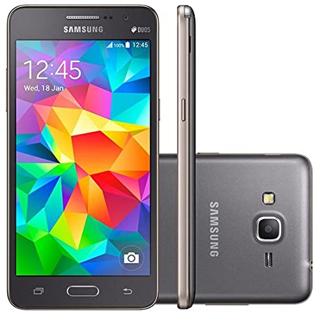 Samsung Galaxy Grand Prime G531 Value Edition gris 8Go / GB débloqué logiciel original
