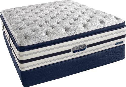 Beautyrest Recharge World Class Manorville Luxury Firm Pillow Top Mattress Set, California King front-835903