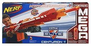 Nerf - A6288E240 - Jeu de Fléchettes - Mega Elite Centurion