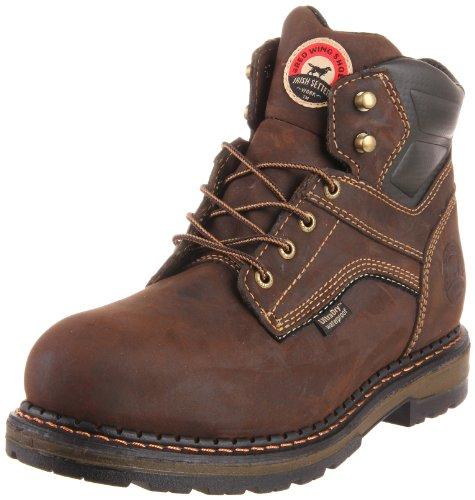 "Irish Setter Men's 6"" Aluminum Toe Work Boot"