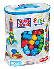 Mega Bloks First Builders Big Buildin…
