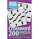 USA TODAY Crossword: 200 Puzzles from The Nation's No. 1 Newspaper ~ USA TODAY