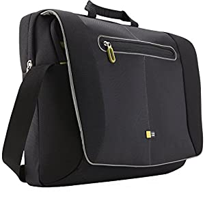 Case Logic PNM-217 Laptop Messenger Bag, 17-Inch (Black)