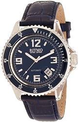 Ritmo Mundo Women's 312 Blue Hercules Automatic Watch