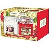 Yankee Candle 'Christmas Past' 2 Medium Jar Gift Set 2014