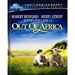 Out Of Africa Collectors Series Blu Ray/Dvd/Dc Combo (2Discs)
