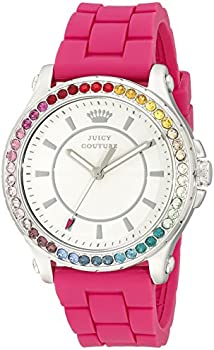 Juicy Couture Women's 1901277 Pedigree Stainless Steel Watch