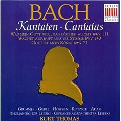 Wachet auf, ruft uns die Stimme, BWV 140: Chorale: Wachet auf, ruft uns die Stimme (Chorus)