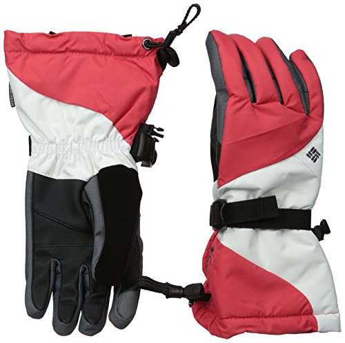 Columbia Sportswear Women's Bugaboo Interchange Gloves, Red Hibiscus, X-Large (Omni Heat Glove Liners compare prices)