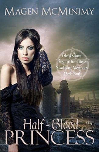 Half-blood Princess by Magen Mcminimy ebook deal