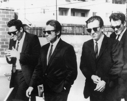 Reservoir Dogs 1992--Quentin Tarantino Poster-dimensioni 29,7x 41,9cm-420mm x 297mm