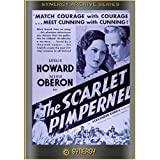 Scarlet Pimpernel ~ Leslie Howard