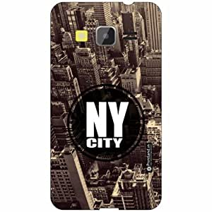 Samsung Galaxy Core Prime Back Cover - Silicon Ny City Designer Cases