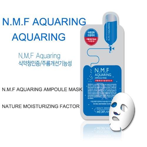 韩国销售冠军!Mediheal N.M.F水库补水针剂面膜贴(10片装), - 第1张  | 淘她喜欢