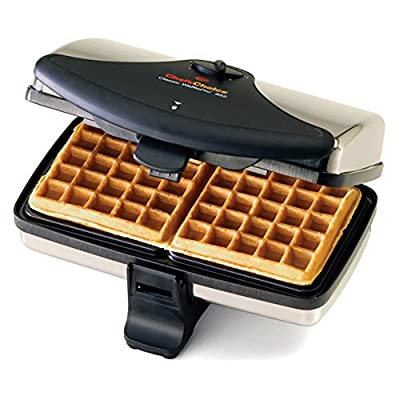 Chef'sChoice 852 Classic Wafflepro 2 Square Waffle Maker by Edgecraft Corporation
