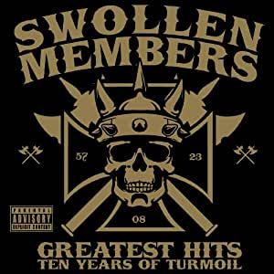 NEW Swollen Members - Greatest Hits-ten Years Of Tur (CD)