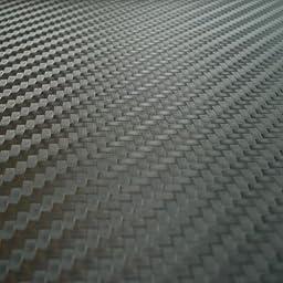 Carbon Fiber Film Twill Vinyl Sheet Roll Wrap - 48\