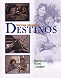 img - for Destinos: Second Edition of the Alternate Edition book / textbook / text book