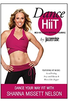 Dance Hiit DVD