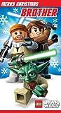 Lego Carte de voeux de Noël pour fils Motif personnages Star Wars en Légo